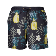 Hello Sunshine Swimwear hs001 pineapple swim short